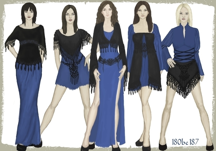 Hortobágy fashion -digital art - spirita | ello