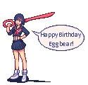 Birthday present dear friend ra - evileagles | ello
