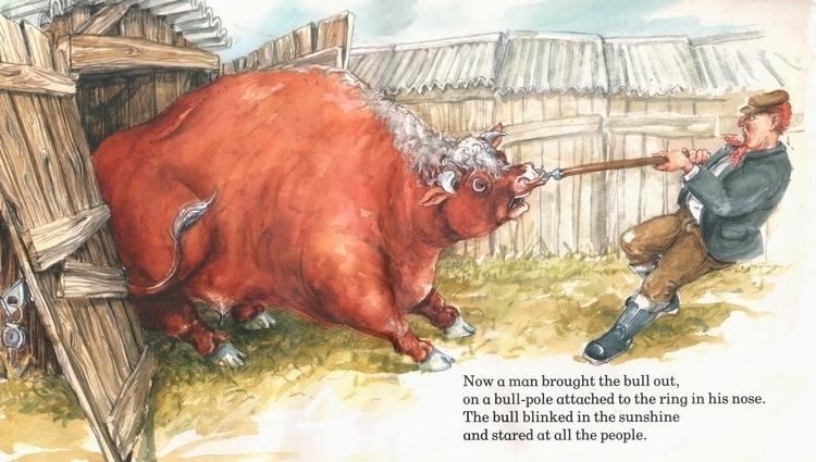 Tumbledown Farm - Beware Bull D - johnsharp | ello