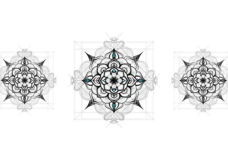 Mosaic - inspired, portuguese, mosaic - angelapatricia | ello