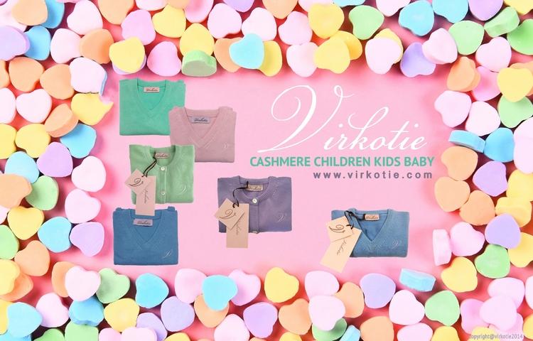 VirkotieCANDY Cashmere Children - virkotie | ello