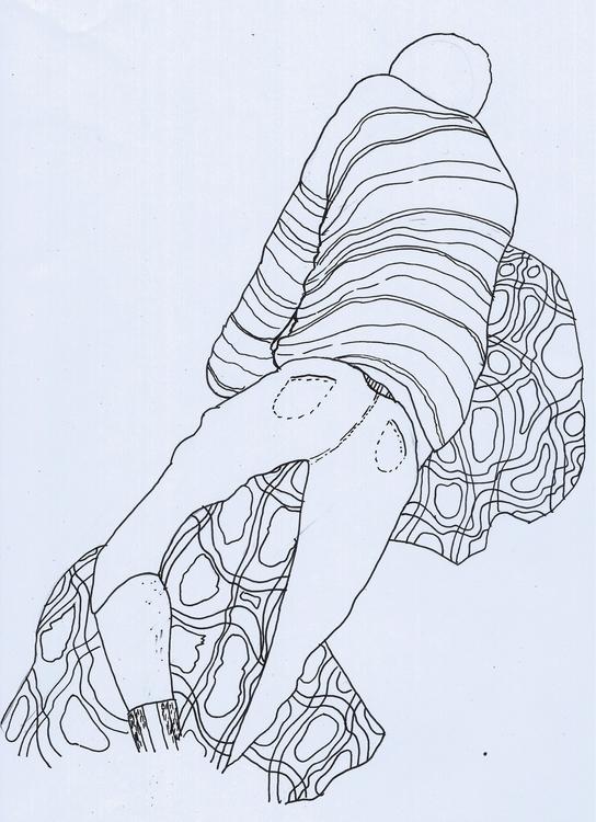 sketch, sketchbook, drawing, penink - demianjanssen | ello