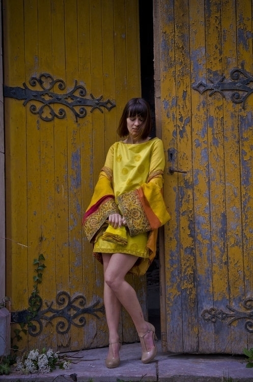 Kimono, dress bag collection - fashion - norahuszka | ello