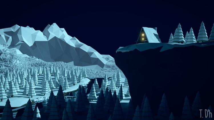 mountain explorers paradise nig - tdhgrafics | ello