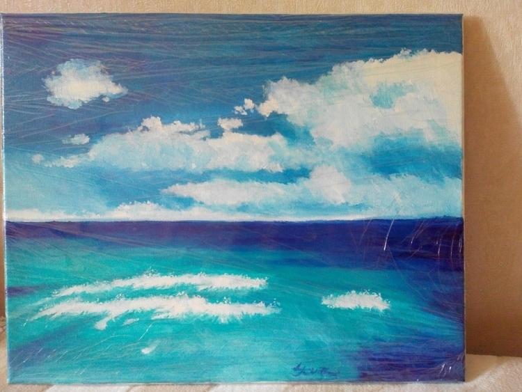 Ocean(present - drawing - nickyavir | ello
