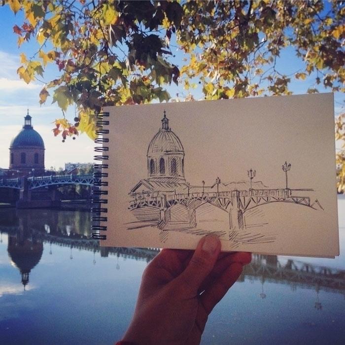 Toulouse, France - toulouse, france - kamieshkova | ello