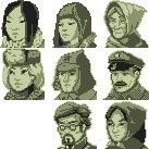 Portraits GameBoy game spying U - leafthief | ello