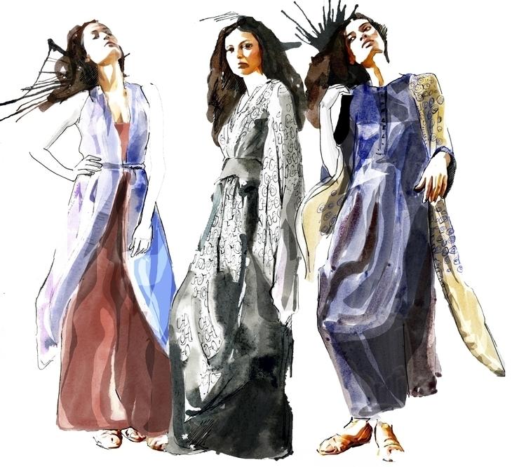 Indian Fashion models - ken-1370 | ello