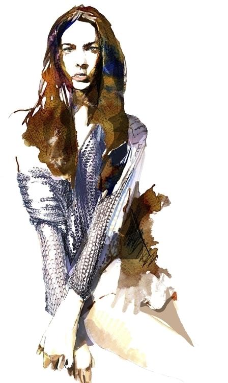 Fashion model Yalmica Ortiz Dom - ken-1370 | ello