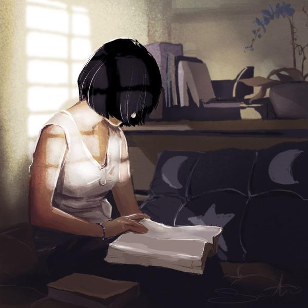 books, reading, clarity - samanthadoodles | ello