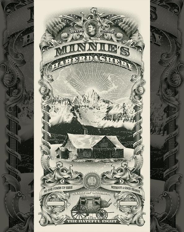 Haberdashery - NYCC release - illustration - tracieching | ello