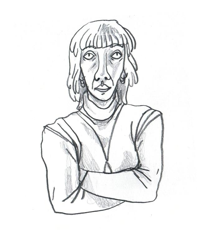characterdesign, drawing, illustration - mariakolker | ello