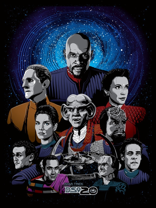 Official Star Trek: Deep Space  - tracieching | ello