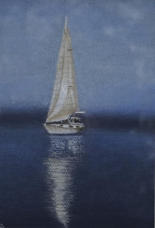 Boat blue - boat - sera-9068 | ello