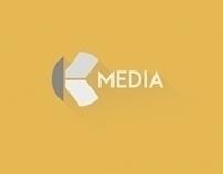 Khuptong Media LLP - identity, logo - richardkhuptong | ello