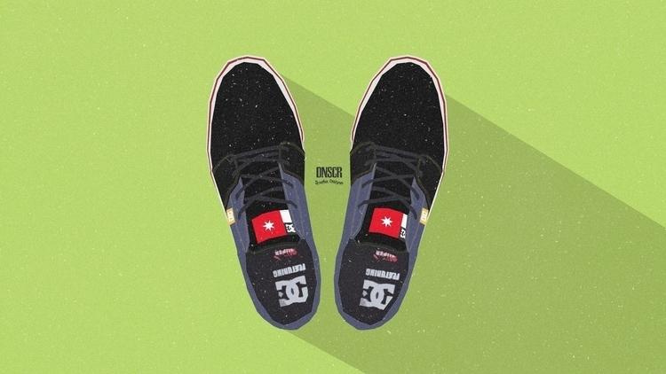 DC Tonic - sneakers, dc, icon, skate - dnscr | ello