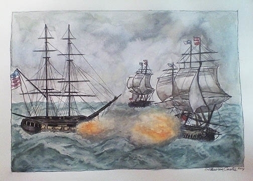Historic Great Britain ship bat - laurencurtis | ello