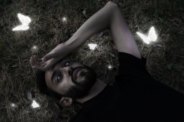 Death beautiful - Art, photography - theartofleo | ello
