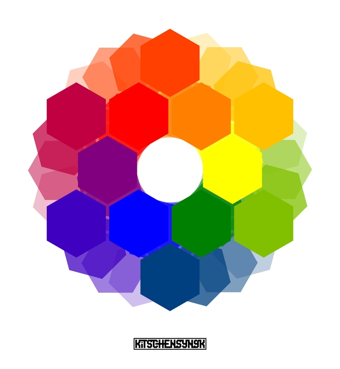 Spectrum 2016 - digitalart, abstract - kitschensyngk | ello