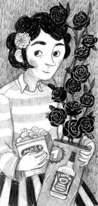 illustration, characterdesign - mariakolker | ello