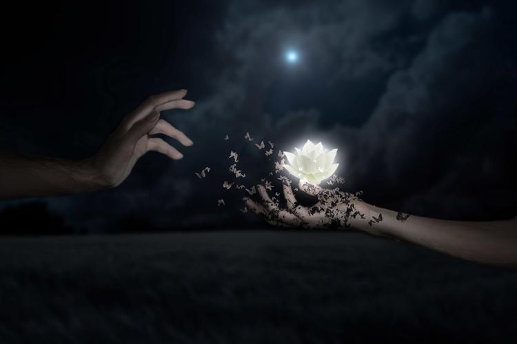 Forgiveness - Art, photography, photoshop - theartofleo | ello