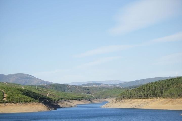View dam - photography, photoshop - joanasantos   ello
