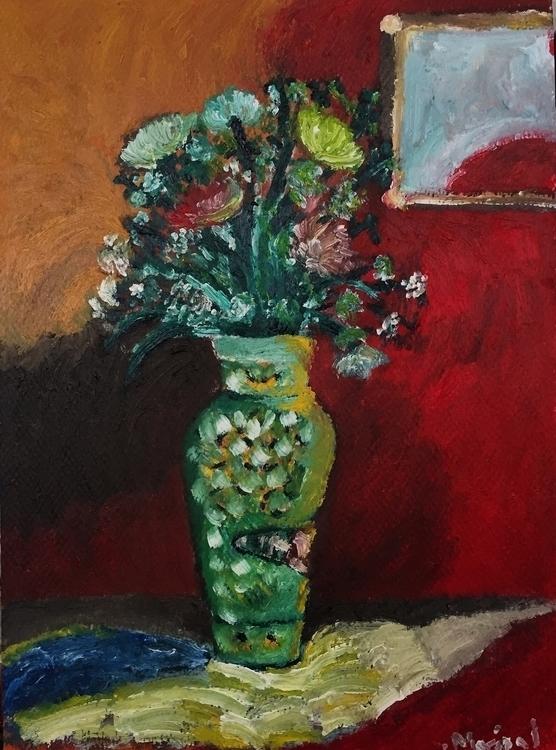 Flowers sweet silent, grow ligh - marjpal | ello
