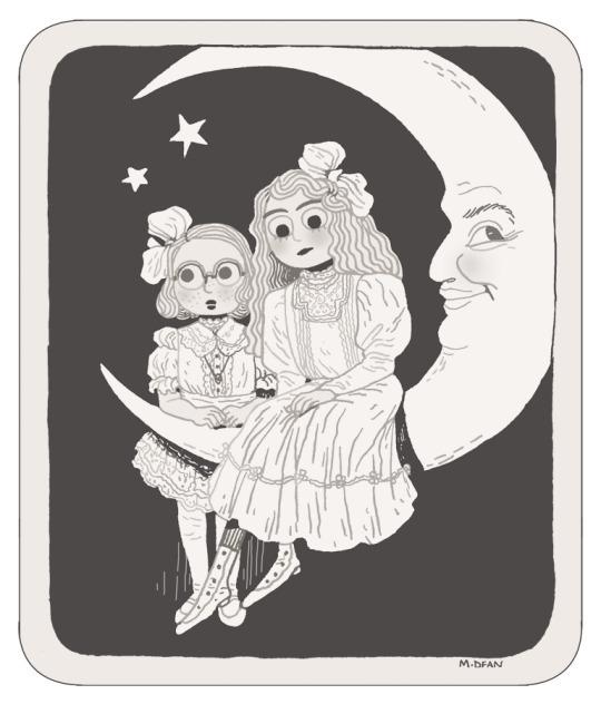 illustration, blackandwhite, history - meedean | ello