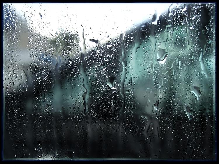 Wait: Raindrops - photography, artist - aiakira | ello