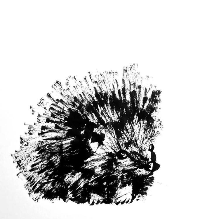 Hedgehog - hedgehog, pet, animal - sijie_ng | ello