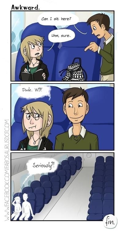 autobiographic comic series; Li - fabosaurus | ello