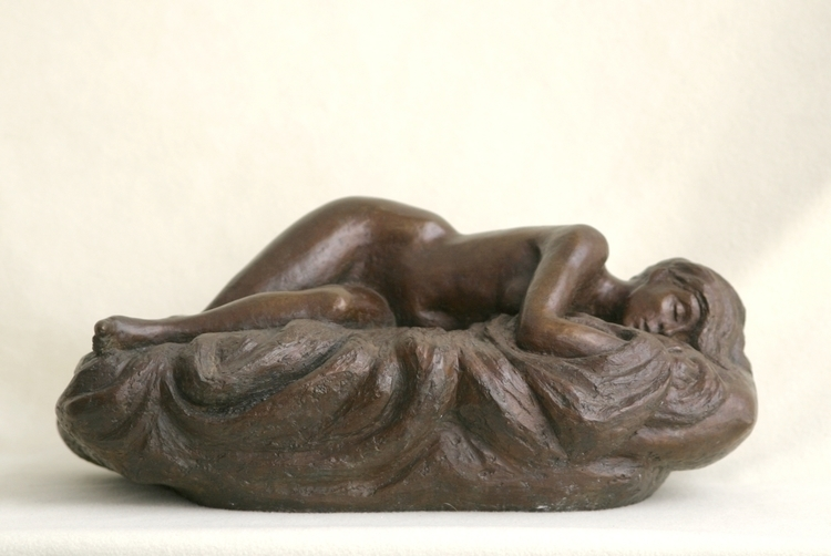 Sleeping beauty, bronze, height - marina-7013 | ello