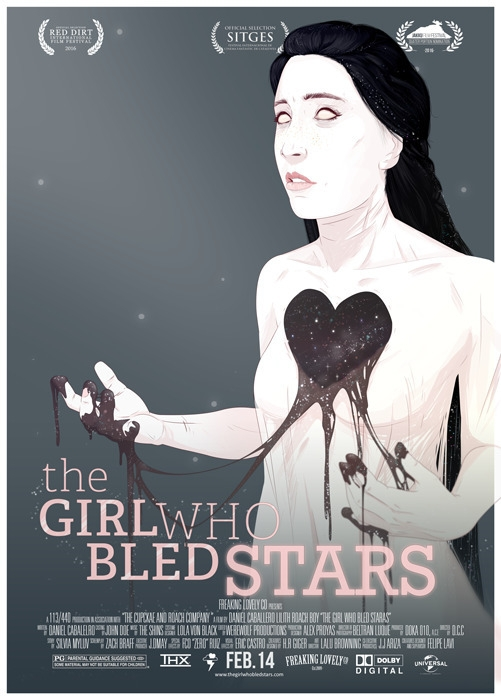 GIRL BLED STARS photo + photosh - freaking_lovely | ello