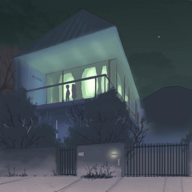 Summer Story 06 - illustration, collection - sasphere | ello