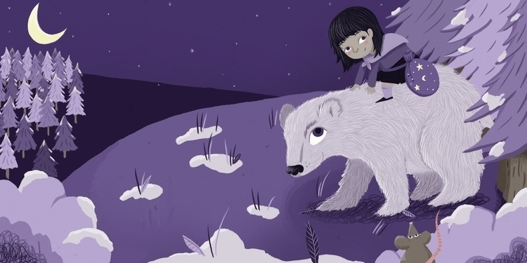 illustration inspired fairy tal - ateepee | ello