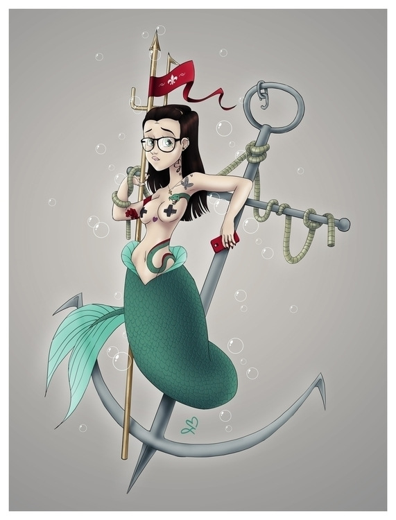 Alternative Ariel Nutty Mermaid - ejviper | ello