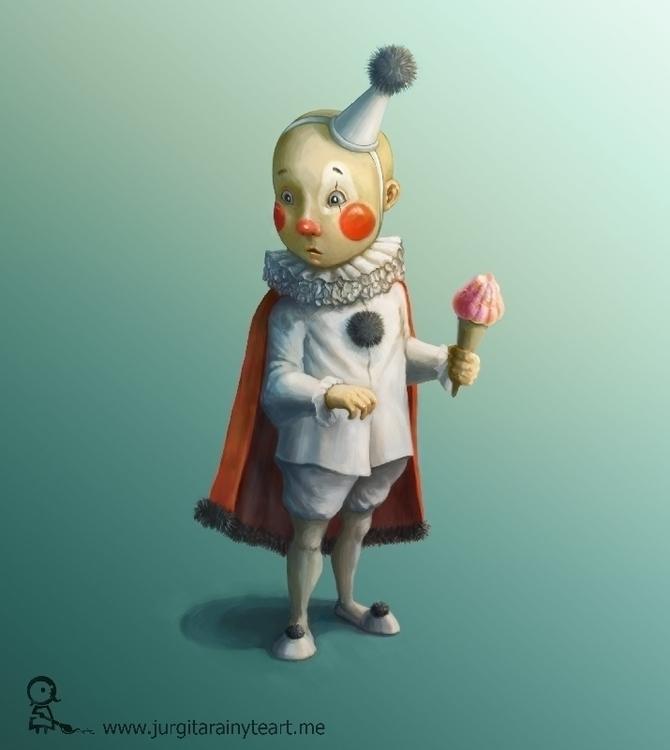 character art. part Schoolism c - jurrga | ello