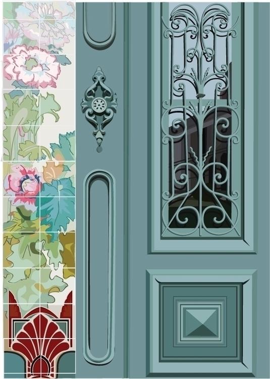 Portuguese door - rafaela-3118 | ello