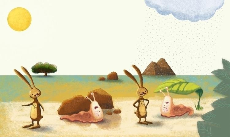 Illustration magazine Pipapanda - puikeprent | ello