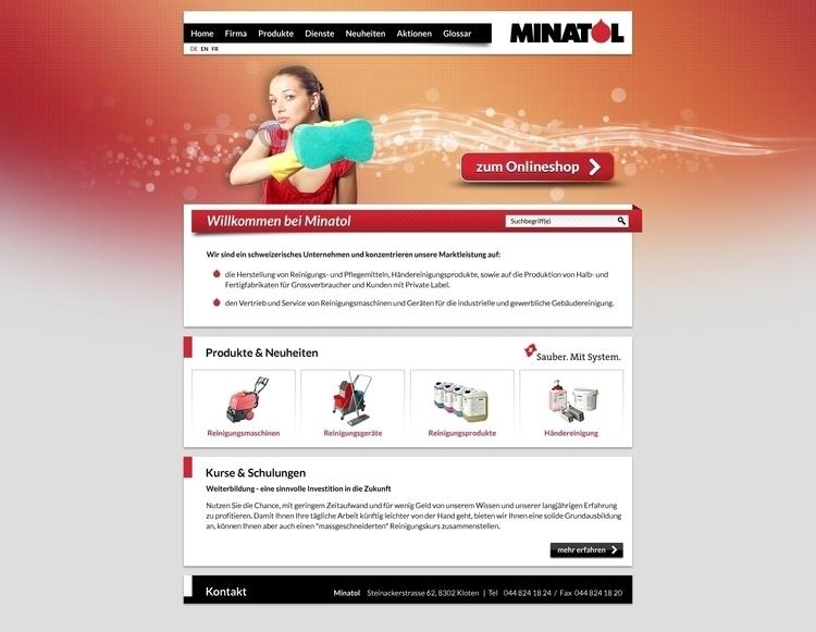 Minatol Front - webdesign, webdesign - mason-1288 | ello