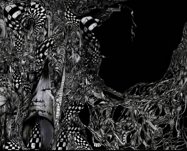 Invisible Cities - Argia - illustration - ibtisam | ello
