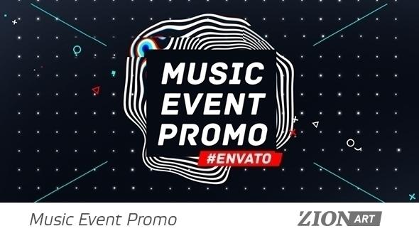 Music Event Promo - motiondesign - zionart | ello