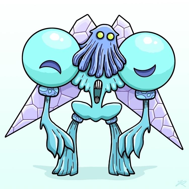 Random Creatures - Cnumun - beast - ricardovalente | ello