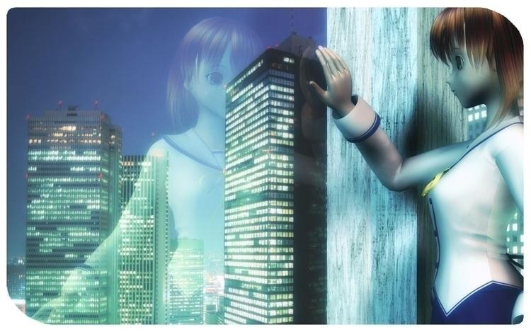 poser 7/pscs/pixlr: reflections - chrisjohnson-1127 | ello
