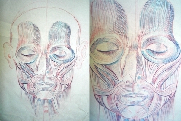 Drawings. Analytical Drawing Cl - rcluet   ello