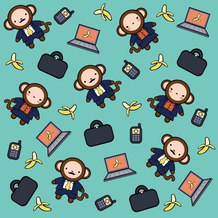 Monkey Business - monkey, monkeybusiness - acberdec | ello