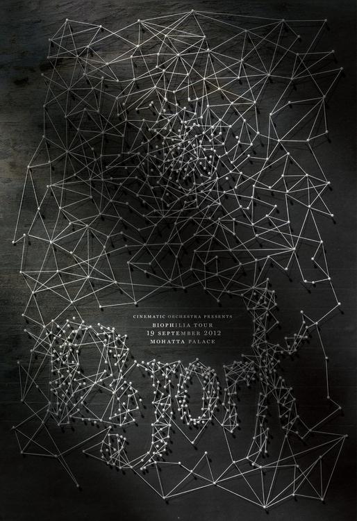 Bjork- biophilia poster - posterdesign - tuahabadar | ello