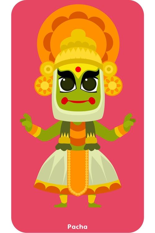 Pacha - characterdesign, vectorart - pixelputra | ello