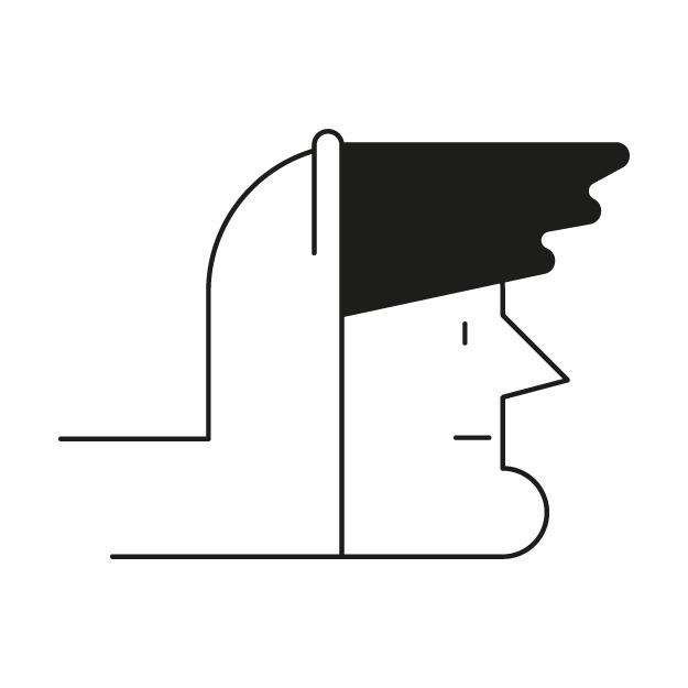 Hoodie Boy - hoodie, boy, face, illustrator - deividsaenz | ello