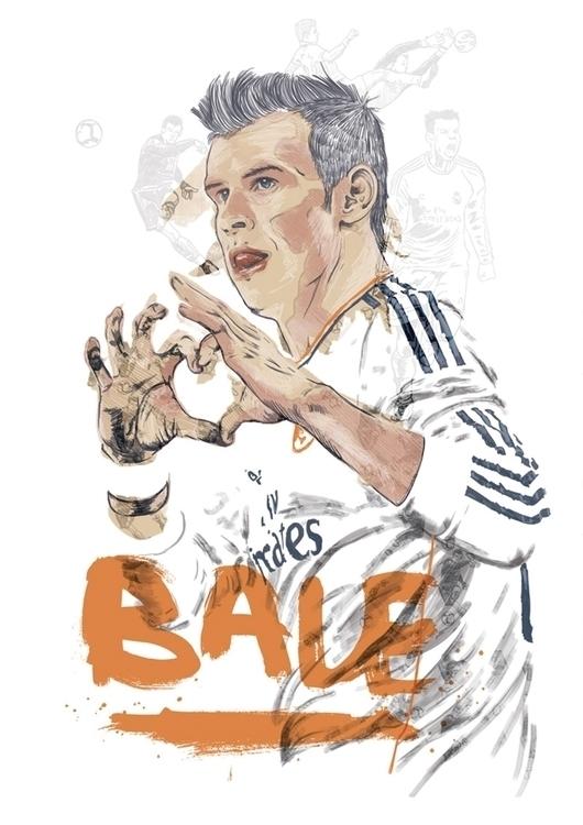 Gareth Bale Real Madrid - bale, football - conaldeeney | ello